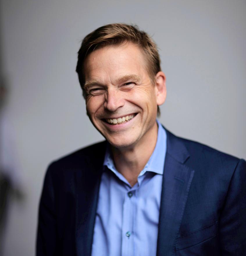 Christian Levin é nomeado novo CEO global da Scania