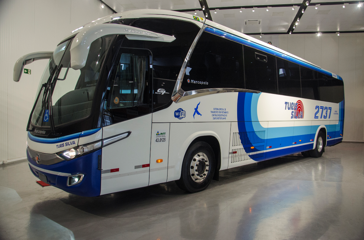 Scania prevê crescimento no mercado de ônibus em 2021