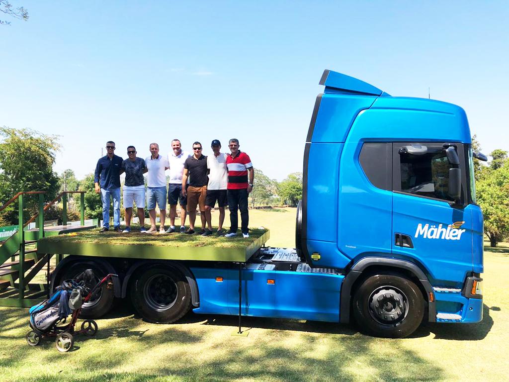 Brasdiesel e Mähler Transportes presentes na 26ª edição do Torneio Internacional de Golfe (TIGT)