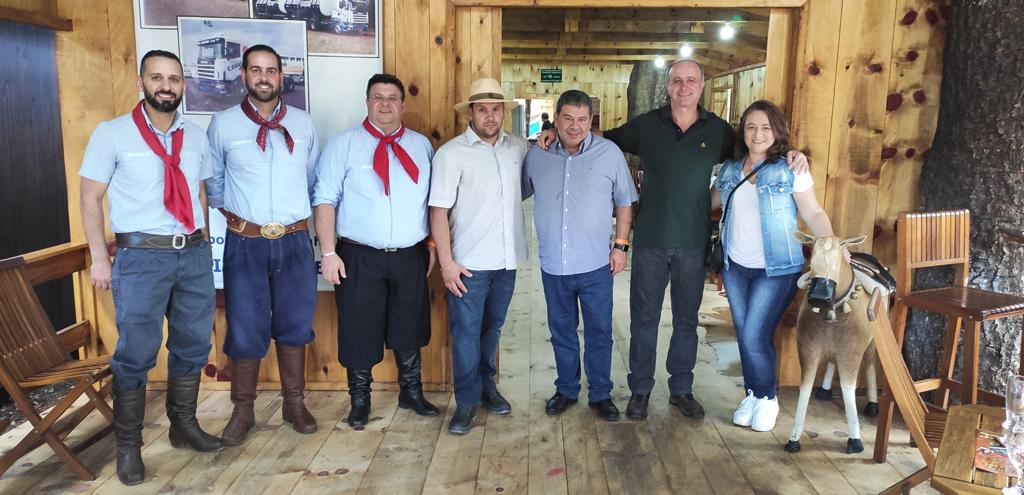 Brasdiesel e Scania Brasil presentes no 33° Rodeio Internacional de Vacaria.