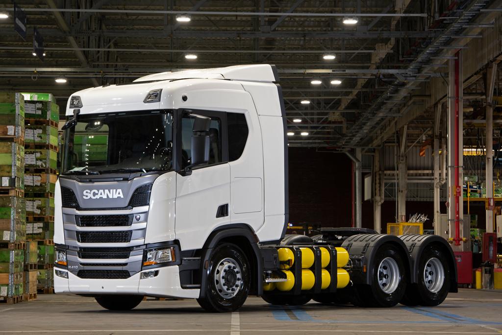 Scania prevê alta nas vendas de caminhões, ônibus e serviços em 2020